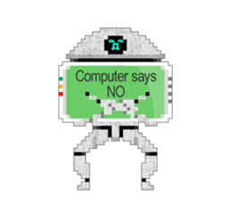 My AI Boy (English version) sticker #4856003