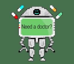 My AI Boy (English version) sticker #4856004