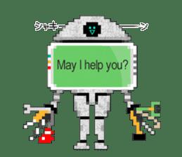 My AI Boy (English version) sticker #4856006