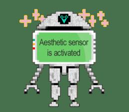 My AI Boy (English version) sticker #4856008