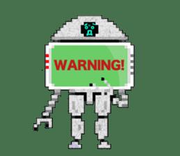 My AI Boy (English version) sticker #4856010