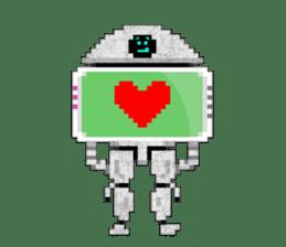 My AI Boy (English version) sticker #4856012