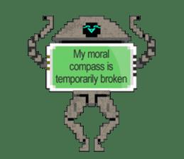 My AI Boy (English version) sticker #4856013