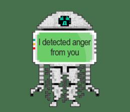 My AI Boy (English version) sticker #4856014