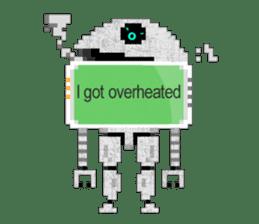 My AI Boy (English version) sticker #4856015