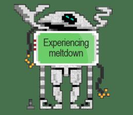 My AI Boy (English version) sticker #4856016