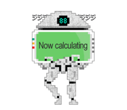 My AI Boy (English version) sticker #4856017