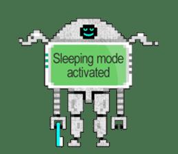My AI Boy (English version) sticker #4856020