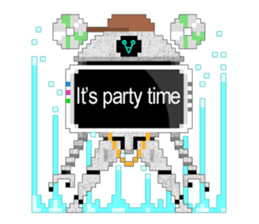 My AI Boy (English version) sticker #4856022