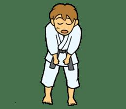karate-sticker sticker #4856773