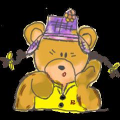 Rossy Lady Bear