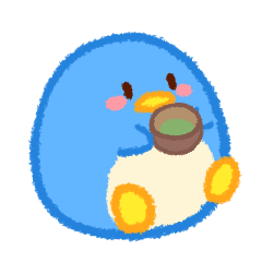 PENCHAN a cute penguin
