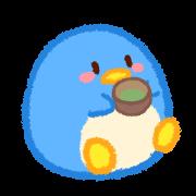 สติ๊กเกอร์ไลน์ PENCHAN a cute penguin