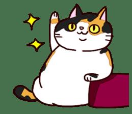 Syo-chan,calico cat sticker #4869464