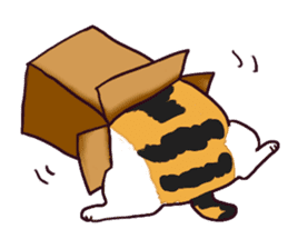 Syo-chan,calico cat sticker #4869480