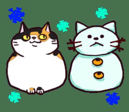 Syo-chan,calico cat sticker #4869503