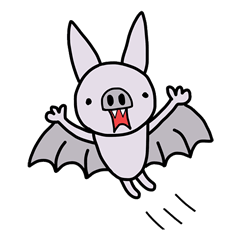 The Bat-kun from Japan
