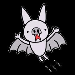 The Bat-kun from Japan