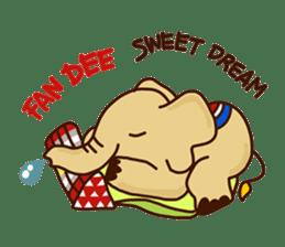 Siam Elephant sticker #4886537