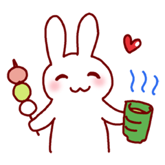 Every day rabbit