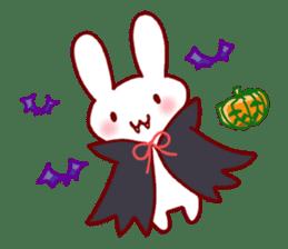Every day rabbit sticker #4886611