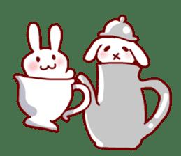 Every day rabbit sticker #4886619