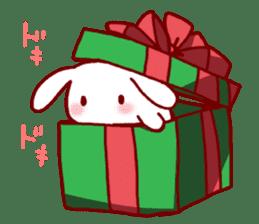 Every day rabbit sticker #4886622