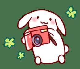 Every day rabbit sticker #4886624
