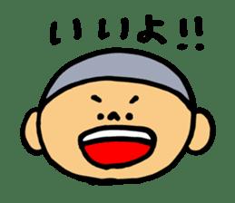 Mr.kappe sticker #4889392