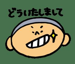 Mr.kappe sticker #4889395