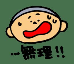 Mr.kappe sticker #4889415