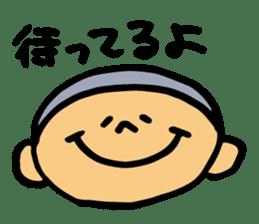 Mr.kappe sticker #4889416