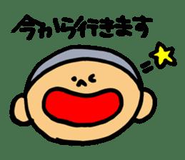 Mr.kappe sticker #4889421