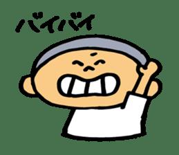 Mr.kappe sticker #4889431