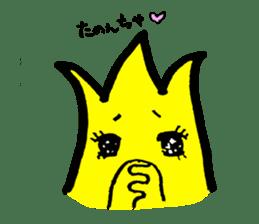 Tulip character(Toyama Tonami dialect) sticker #4889476