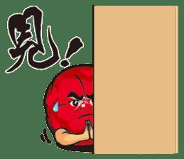 OTOKO-UME sticker #4891970
