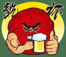OTOKO-UME sticker #4891979