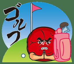 OTOKO-UME sticker #4891983