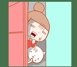 miserable manshuke sticker #4892253
