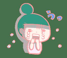 miserable manshuke sticker #4892258