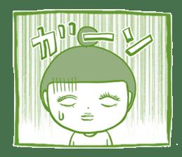 miserable manshuke sticker #4892268