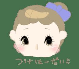 eyelashesdesigner sticker sticker #4892638