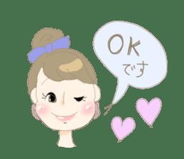 eyelashesdesigner sticker sticker #4892645