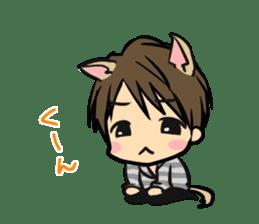 Nobunaga Shimazaki's everyday sticker #4892789