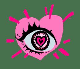 Harajuku Kawaii Girls sticker #4893135