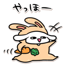 USAGURUMI sticker sticker #4893866