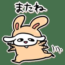 USAGURUMI sticker sticker #4893869