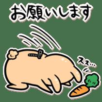 USAGURUMI sticker sticker #4893870