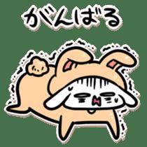 USAGURUMI sticker sticker #4893873
