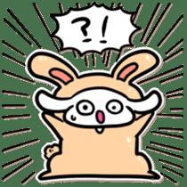USAGURUMI sticker sticker #4893880